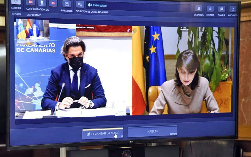 Gustavo Matos reelegido por unanimidad presidente de los parlamentos regionales europeos