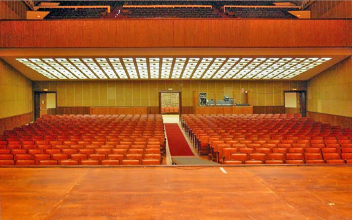 Auditorio Teobaldo Power de La Orotava./ Cedida.