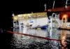 Atraque del Bentago Express en el Puerto de las Nieves, Agaete./ Puertos Canarios.