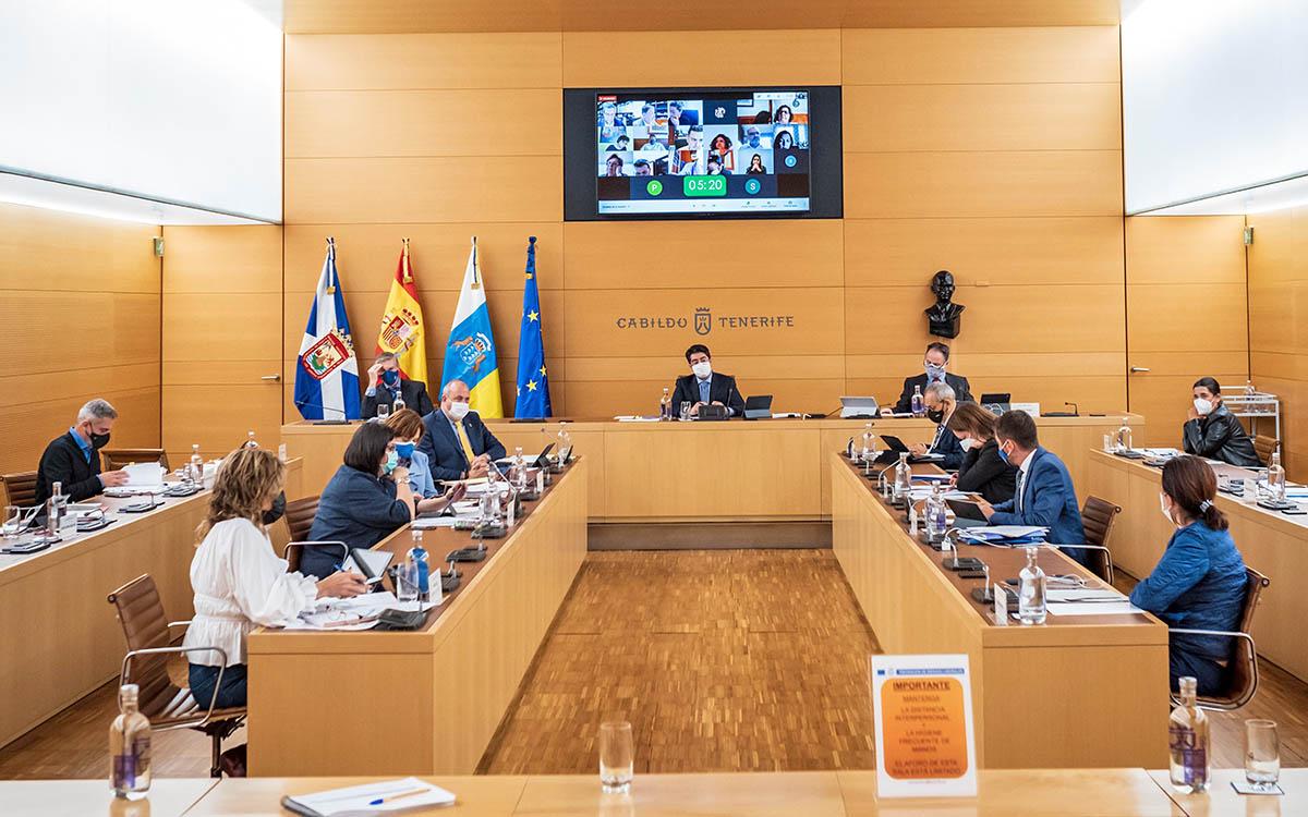 CC-PNC acusa al PSOE de mentir y manipular los datos del presupuesto 2020 y recuerda que no ejecutaron 171 millones
