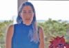 Carla Guerrero, presidenta de NNGG PP de Tenerife./ Cedida.