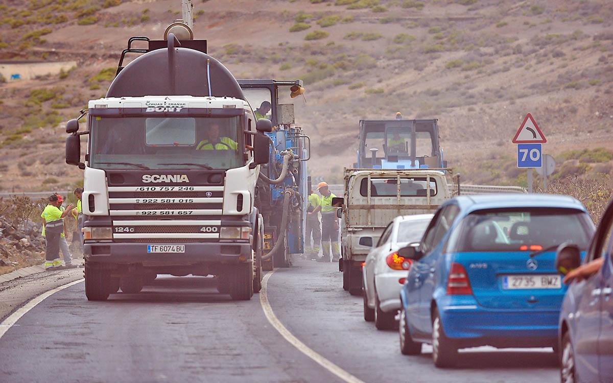 CC-PNC denuncia que Arriaga dejó de ejecutar 15 millones de euros de Carreteras en 2020