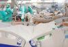 Sala hospitalización COVID./ Cedida.