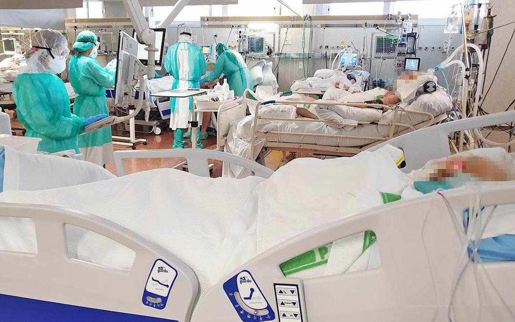 Coronavirus: hoy, 3 fallecidos y 164 nuevos casos positivos por COVID-19 en Canarias