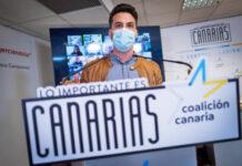 David Toledo, secretario general de Organización de Coalición Canaria./ Cedida.