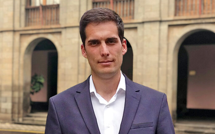 Juan Antonio Molina, portavoz municipal de Cs./ Cedida.