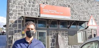 Juan Miguel Olivera, portavoz del PP en el Ayuntamiento de Candelaria./ Cedida.