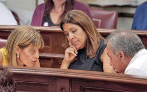 Luis Campos y Esther González./ Cedida.