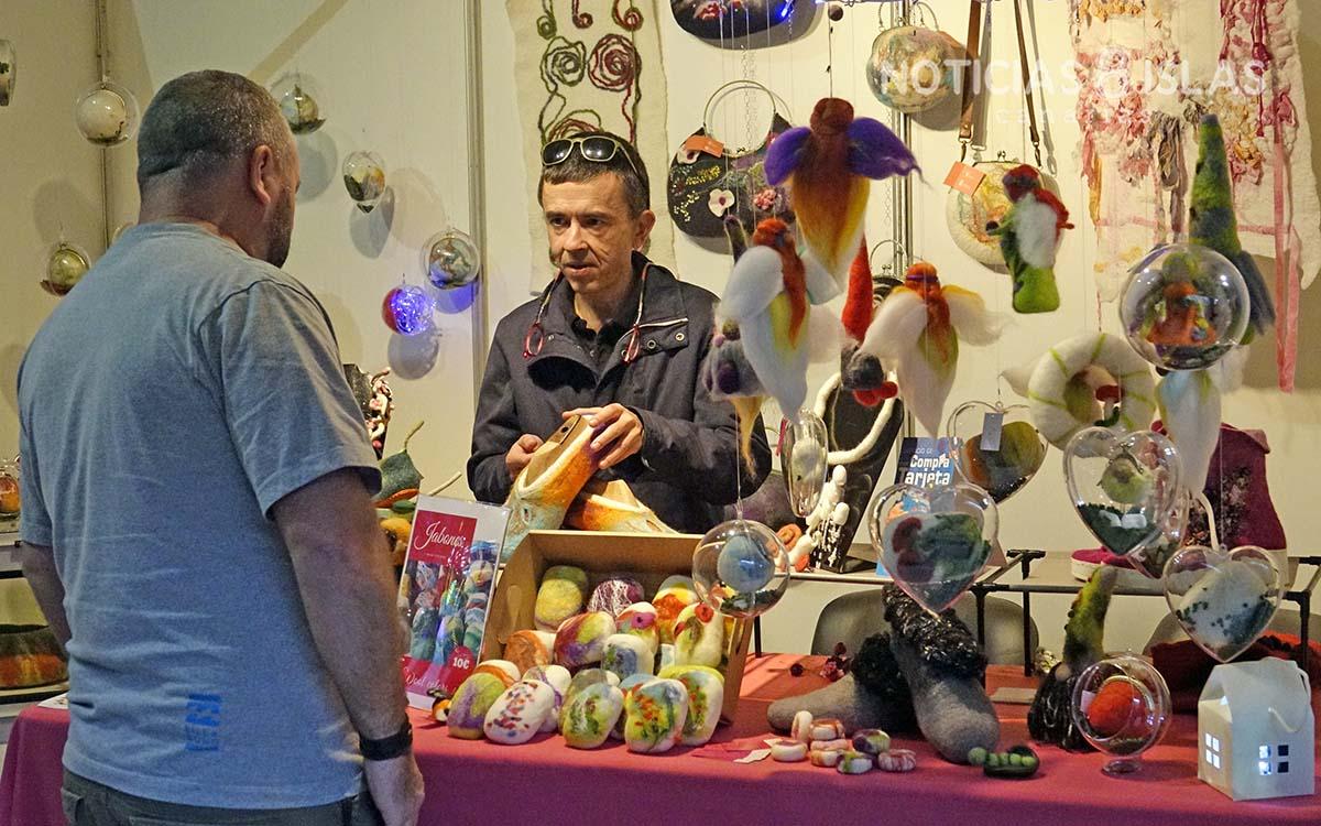 """Los artesanos de Tenerife se sienten """"totalmente abandonados"""" por el Cabildo"""
