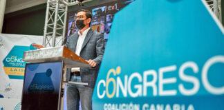 Pablo Rodríguez, secretario general insular de Coalición Canaria en Gran Canaria./ Cedida.