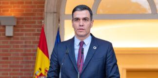 Pedro Sánchez, presidente del Gobierno de España./ Pool Moncloa - Borja Puig de la Bellacasa.