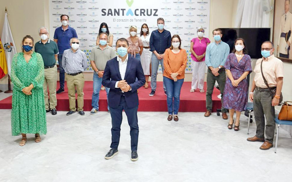 Santa Cruz tramita ya la convocatoria 2021 de cooperación social para el Tercer Sector