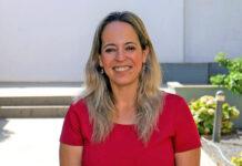 Susana Machín Rodríguez, Consejera de Sanidad, Educación y Artesanía del Cabildo de La Palma./ Twitter.