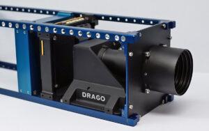 Imagen de la cámara DRAGO./ IACTEC-Espacio.