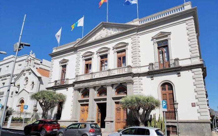 Ayuntamiento de Santa Cruz de Tenerife./ Cedida.