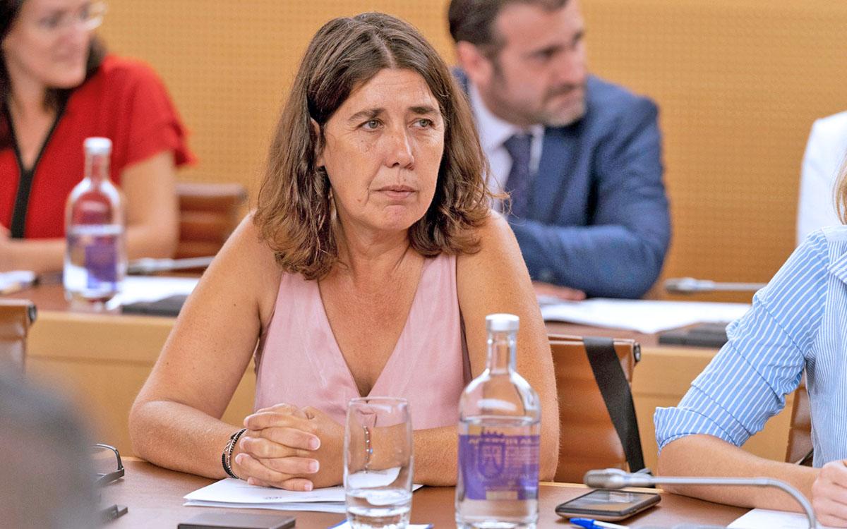 """Blanca Pérez: """"Si no preservamos la flora autóctona corremos el riesgo de perder nuestra biodiversidad y nuestro paisaje"""""""