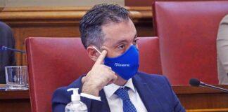 Carlos Tarife, concejal de Urbanismo y portavoz adjunto del PP./ noticias8islas.com