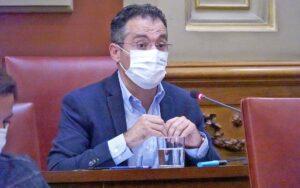 Carlos Tarife, concejal de Urbnanismo./ Cedida.