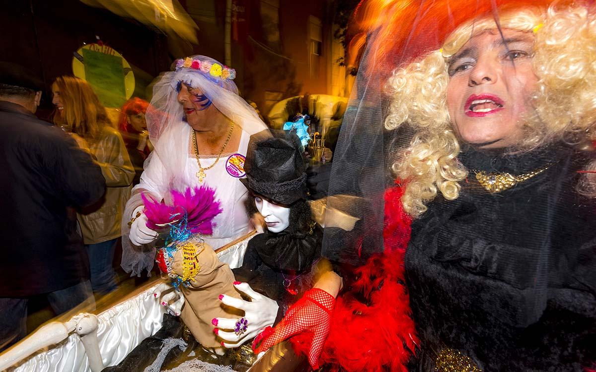 Santa Cruz evitará con un servicio especial de policía las celebraciones de Carnaval