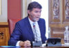 Guillermo Díaz Guerra, portavoz Popular en el Ayuntamiento./ Cedida.