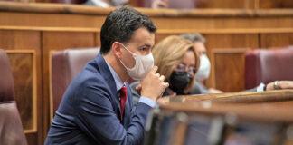 Héctor Gómez, diputado por la provincia de Santa Cruz de Tenerife./ Cedida.
