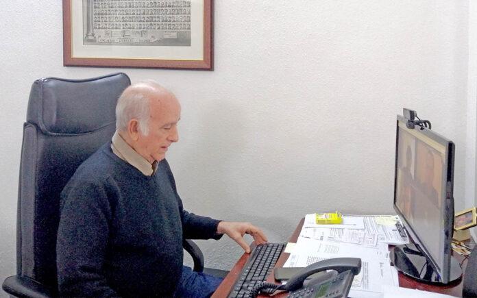 El letrado José Luis Langa./ Cedida.