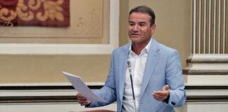 Marcos Hernández, portavoz de Sanidad del Grupo Parlamentario Socialista./ Cedida.
