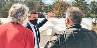 Oswaldo Betancort, secretario ejecutivo de Políticas Migratorias de Coalición Canaria-PNC en las Raíces./ Cedida.