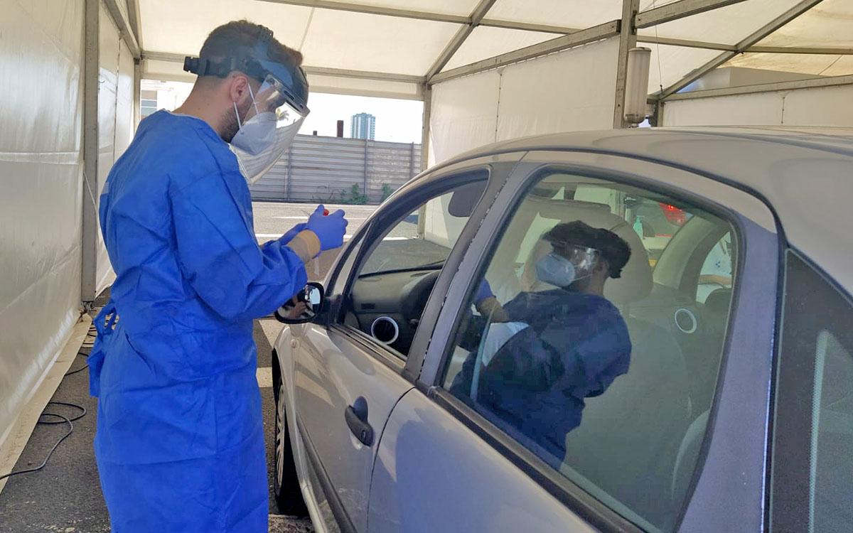 Coronavirus: hoy, 1 fallecido y 122 nuevos casos positivos por COVID-19 en Canarias