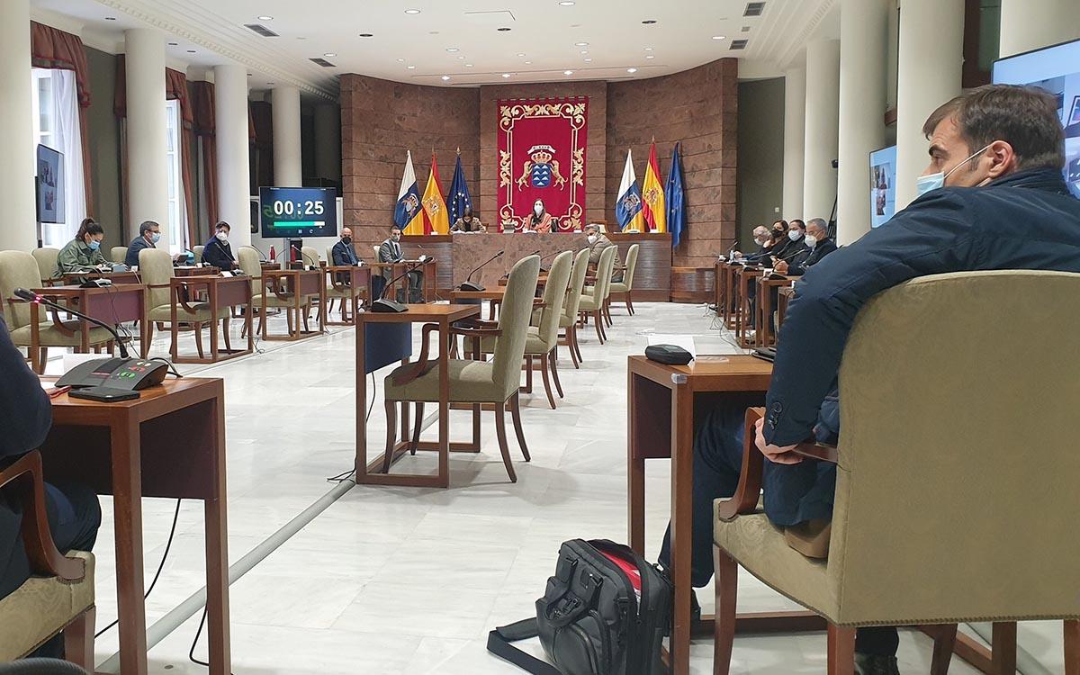 Los grupos del Parlamento apoyan por unanimidad Central Hidroeléctrica de Chira-Soria