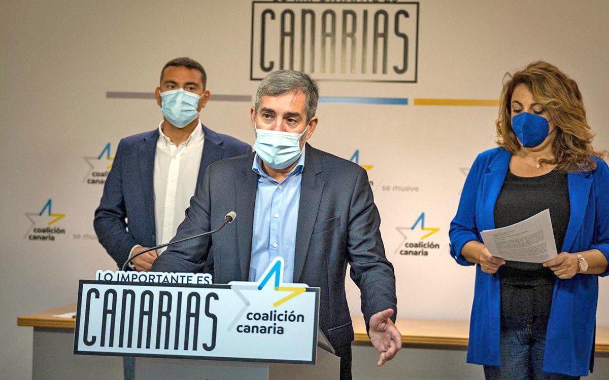 """CC reprocha que Torres haya """"renunciado"""" a exigir al Estado una política migratoria solidaria"""