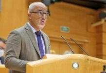 Ramón Morales Quesada, senador por Gran Canaria./ Cedida.