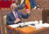 Román Rodríguez, vicepresidente del Gobierno y consejero de Hacienda, Presupuestos y Asuntos Europeos./ Cedida.