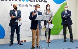 Un momento de la presentación de la campaña./ Trino Garriga.
