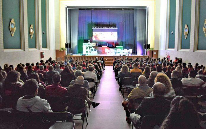 Teatro Cine Fajardo, Icod de Los Vinos./ Cedida.