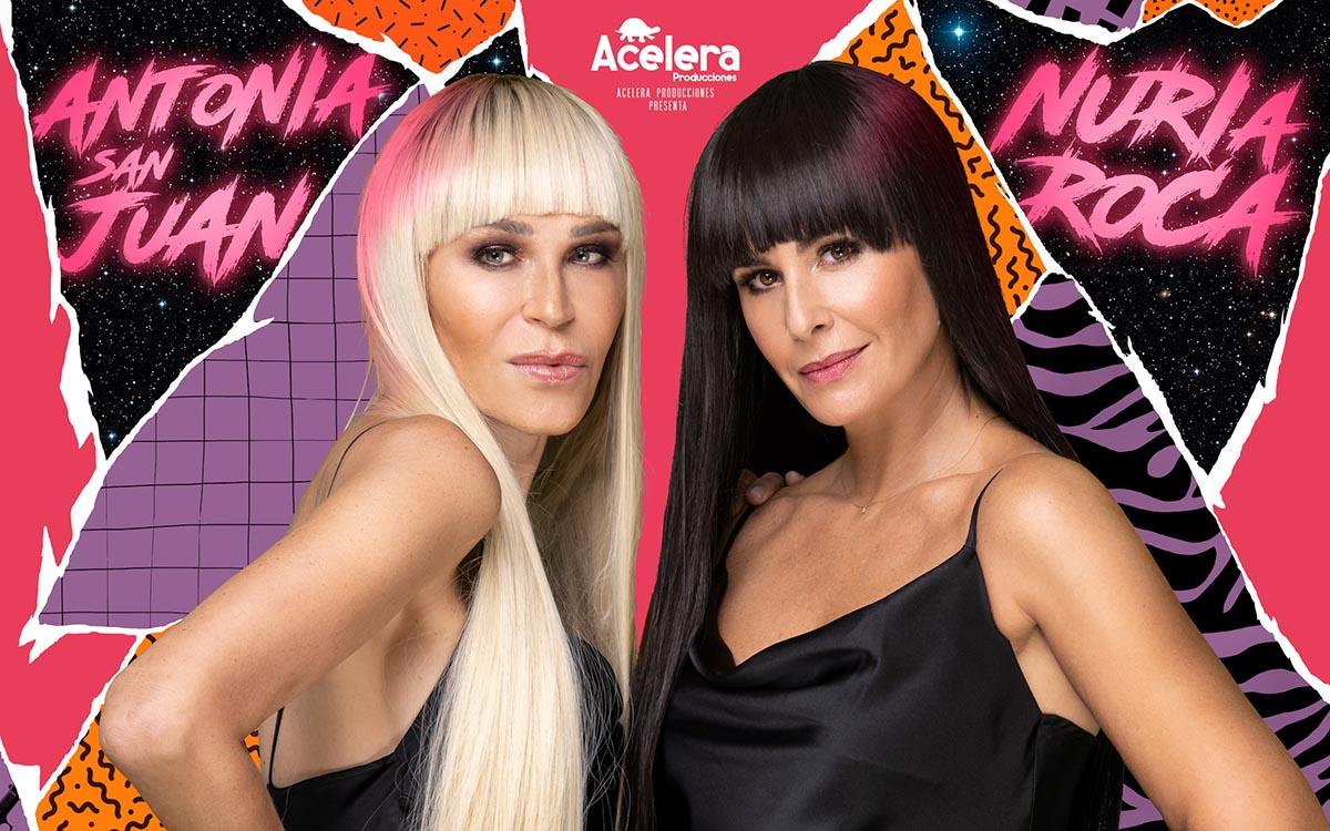 """Antonia San Juan y Nuria Roca protagonizan en el Teatro Guimerá """"La gran depresión"""""""