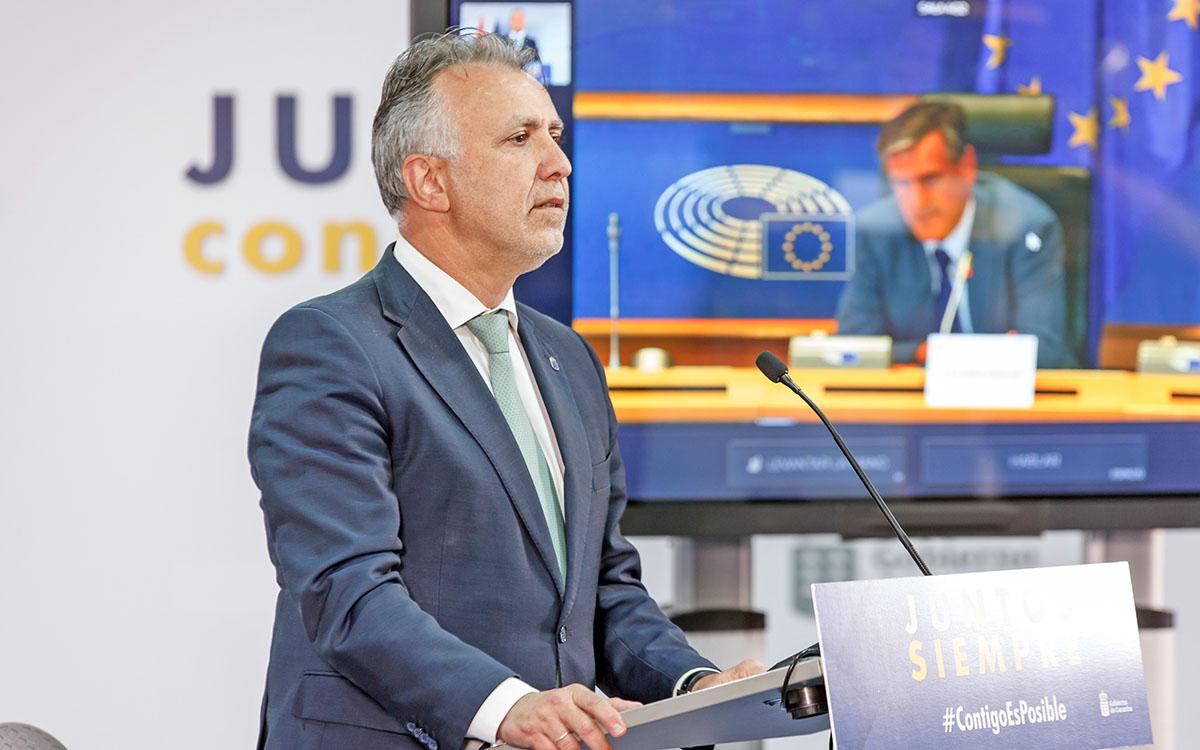 Torres muestra en la Comisión LIBE su desacuerdo con el Pacto de Migración y Asilo que propone Europa