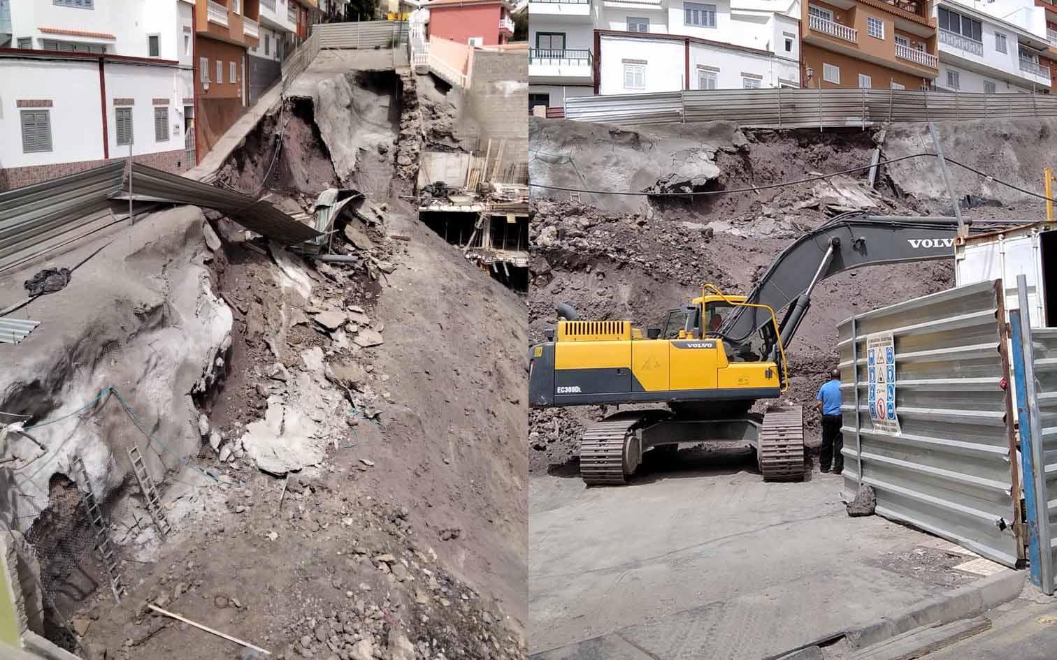 CC Santiago del Teide denuncia que el Ayuntamiento no paga el alquiler de los vecinos de la calle El Carmen