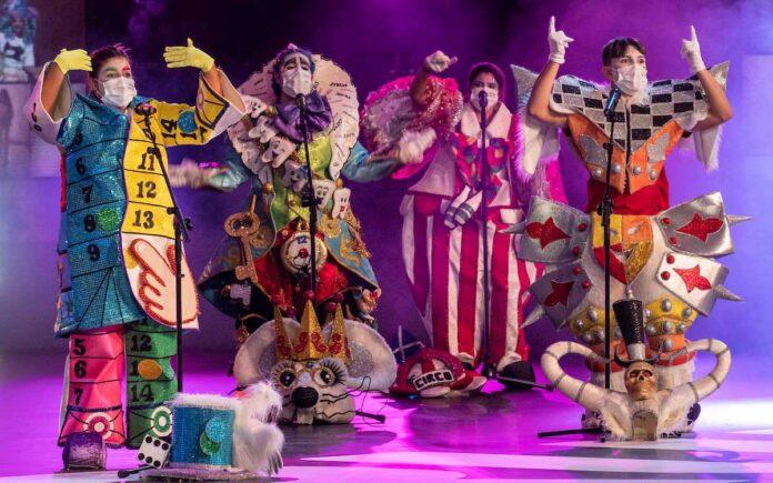 "Documental carnavalero ""La Cantera""./ Cedida."