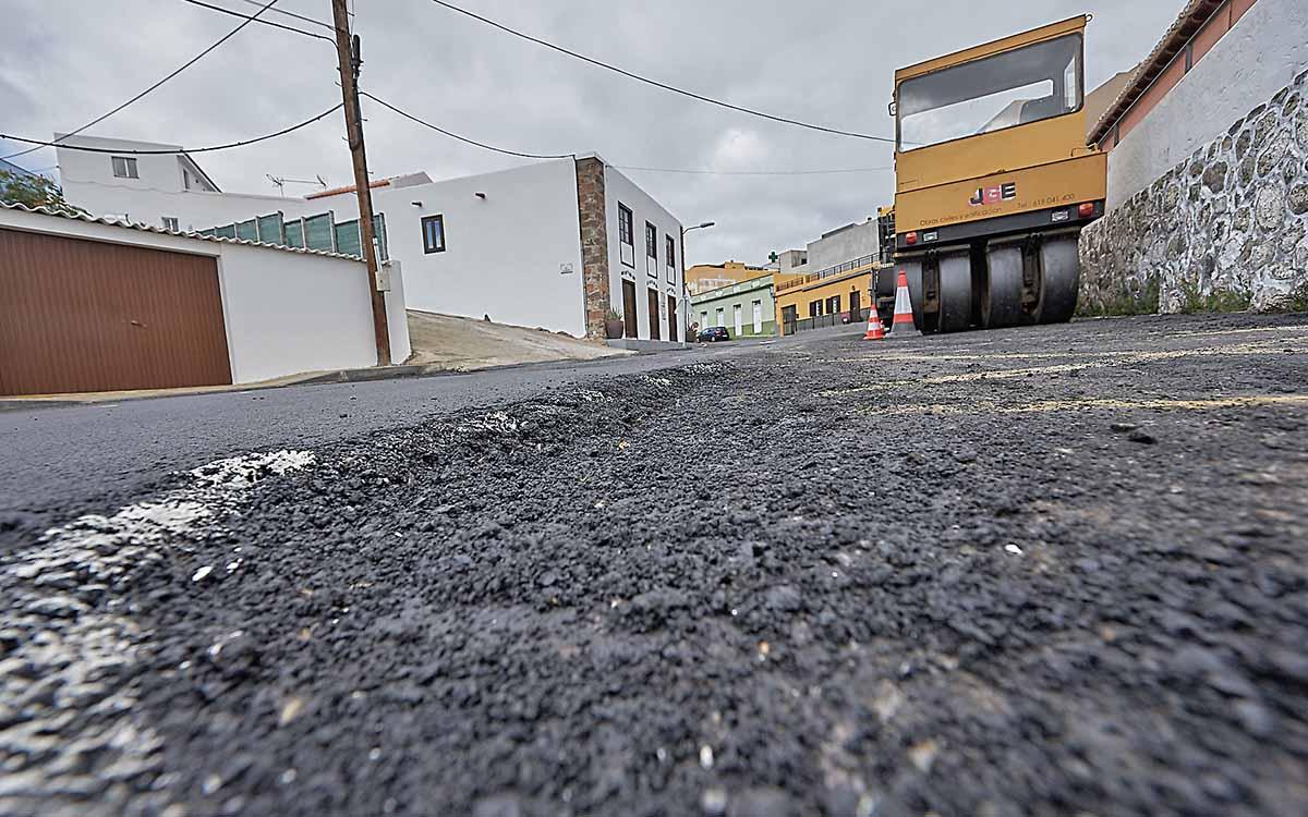 CC-PNC denuncia la paralización del área de Carreteras y pide 15 millones de euros para mejorar 24 vías