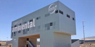 Complejo Ambiental de Tenerife./ Cedida.