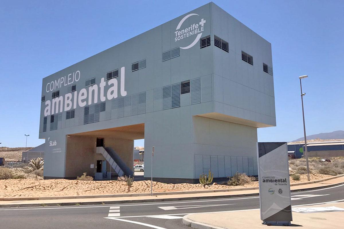 El Cabildo de Tenerife adjudica por casi 400 millones la gestión de los residuos de la isla