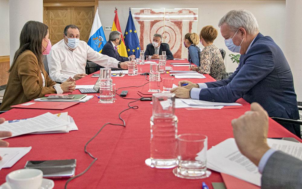 Consejo de Gobierno: aprobado el decreto ley de ayudas directas para las pymes y autónomos