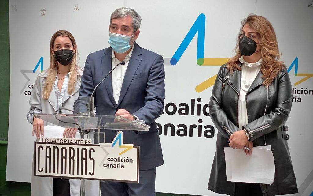 CC reprueba que el Gobierno no ejecute 66 millones en políticas sociales en el peor año para Canarias