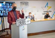 Francisco Linares, Secretario General Insular de Tenerife./ Cedida.