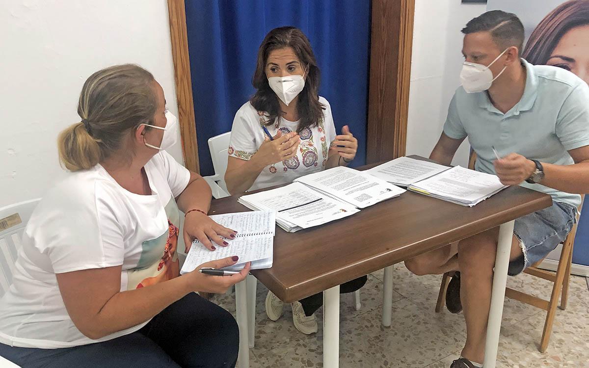 """PP de Arona: """"la parálisis política del municipio nos condena a terminar el primer trimestre sin tener presupuestos"""""""