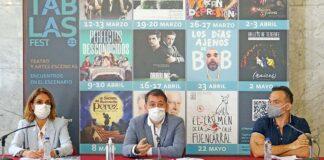 """Presentación del festival """"Tablas""""./ Cedida."""