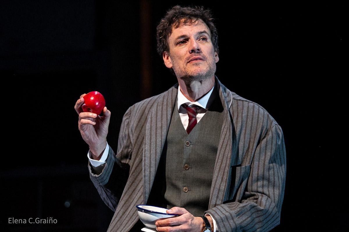 """La vida del hombre que descifró el código """"Enigma"""" llega al Teatro Guimerá"""