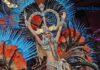 La reina del Carnaval de 2014./ ©Manuel Expósito.