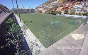 Campo de fútbol de María Jiménez./ ©Manuel Expósito.